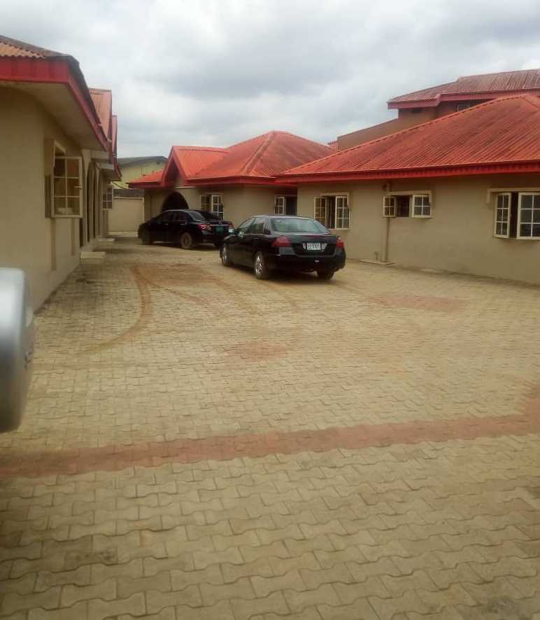 MINI ESTATE SITTING ON OVER 1900 SQM OF LAND FOR SALE AT ALAGBADO, LAGOS
