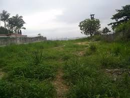 600 SQM LAND FOR SALE AT                                            IKEJA LAGOS